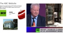 RT TV ex. Russia Today, Makes a Good Call