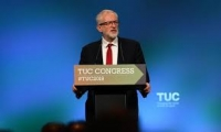 Corbyn's Radical Ideas Outlined in TUC Speech