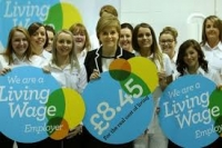 Living Wage Accreditation Officer Vacancies in Scotland