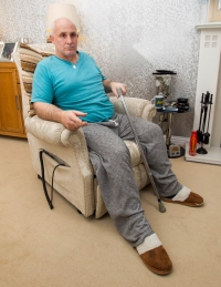 A Disabled Scotsman is Being Force to Live on £40 a Week