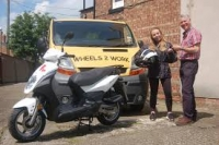 Wheels to Work Scheme Gives Young Workers A Lift in Hampshire