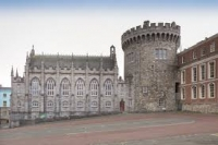 Jobseekers Head for Dublin Castle