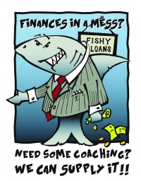 Loan Sharks Face Crackdown in Northern Ireland