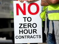 SNP Propose Bill To End Zero-Hour Contract Sanctions