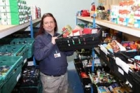 Colchester Foodbank Volunteer Open Day, Greenstead